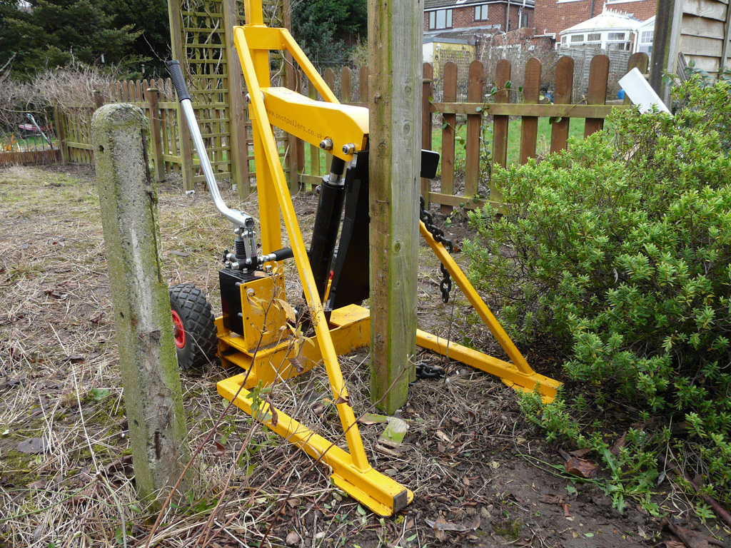 Fence Master Postpullers Uk Ltd